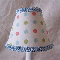 Make Believe 11 Fabric Empire Lamp Shade