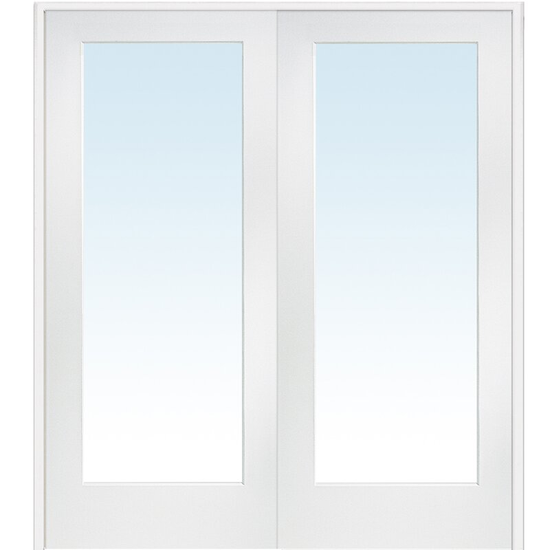 MDF Primed Interior French Door