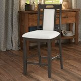 Park Avenue Wooden Armless 24 Bar Stool (Set of 2) by Bloomsbury Market
