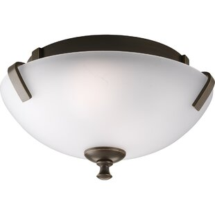 Red Barrel Studio Charleston Semi Flush Mount