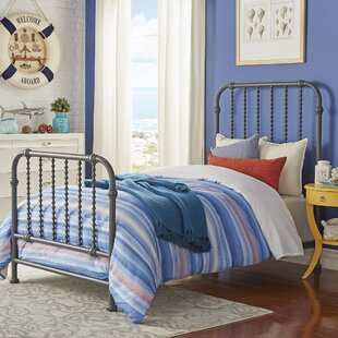 Elyse Panel Bed by Three Posts