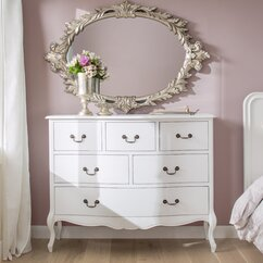Shop The Trend White Chest Of Drawers