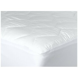 Mercerized Cotton Mattress Pad by Deluxe Comfort