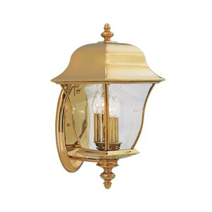 Gladiator Outdoor Wall lantern