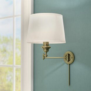 Darby Home Co Daisy 1-Light Swing Arm