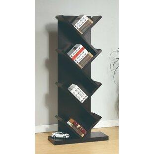 Mcgrath Wooden Standard Bookcase by Ebern Designs