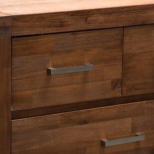 Home Loft Concepts Montero 4 Drawer Dresser