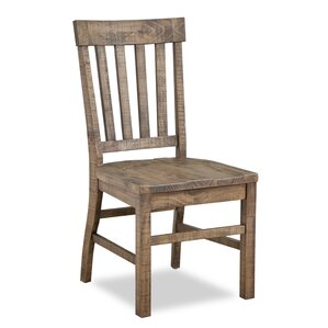 Devereaux Solid Wood Dining Chair (Set of..