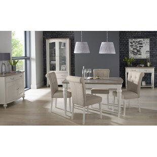 Osvaldo Extendable Dining Set With 4 Chairs By August Grove