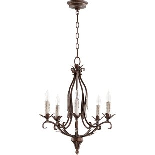 Lark Manor Harnois 5-Light Chandelier