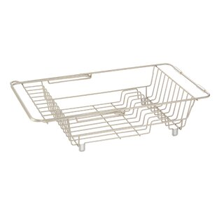 Rebrilliant Espana Over Sink Drainer Dish Rack