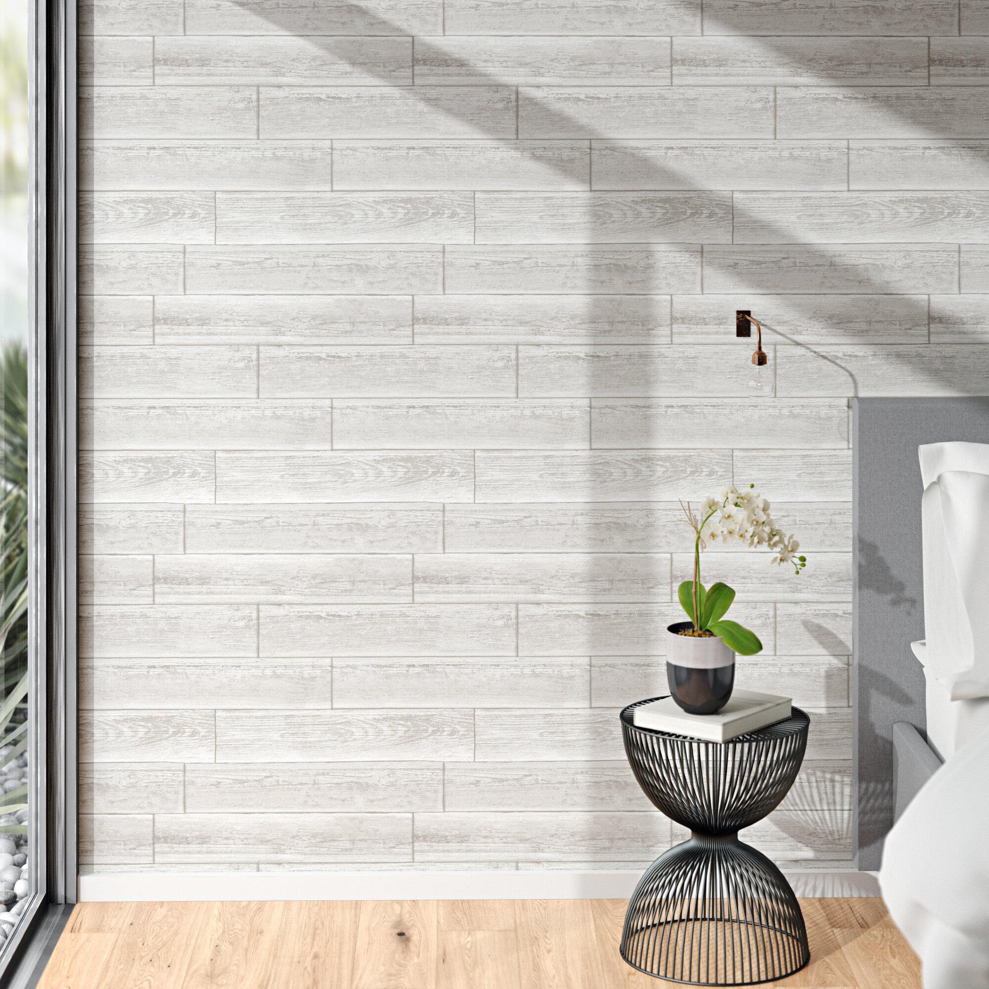 Serene Peel And Stick 18 X 20 5 Wood Wallpaper
