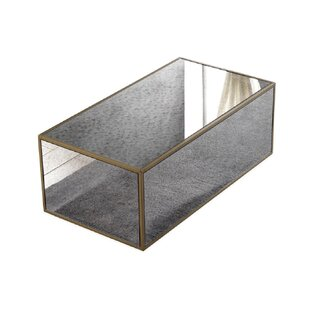 Wilma Coffee Table with Tray Top by Everly Quinn