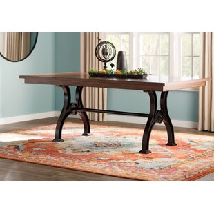 Trent Austin Design Brownwood Dining Table