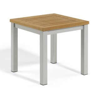Caspian Teak Side Table