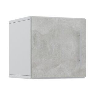 Jed 31 X 34cm Wall Mounted Bathroom Cabinet By Mercury Row