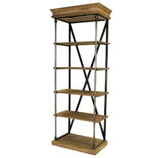 Pinehurst Etagere Bookcase By Reual James