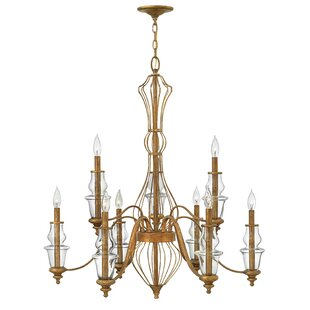 Hinkley Lighting Celine 9-Light Chandelier
