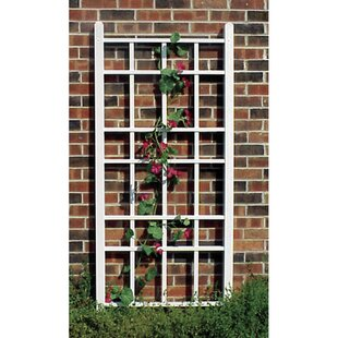 Dura-Trel Cottage Vinyl Lattice Panel Trellis