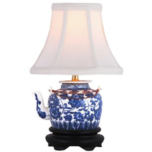 Order Tea Pot 12 Table Lamp By Oriental Furniture