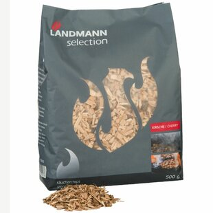 Review Keeley Landmann Cherry Wood Smoking Chip