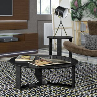 Save & Round Coffee Table Sets Youu0027ll Love | Wayfair