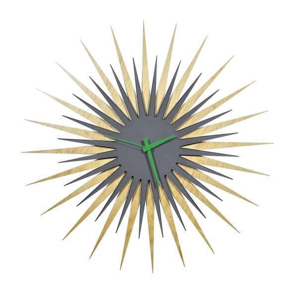 Oversized Atomic Wall Clock Reviews