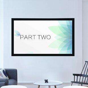 4K HDTV White 100