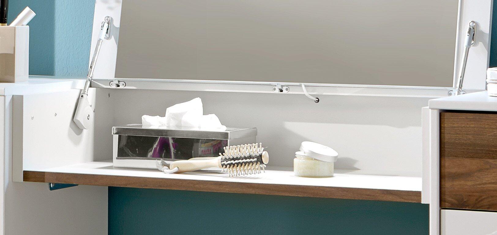 wiemann schminktisch catania mit spiegel bewertungen. Black Bedroom Furniture Sets. Home Design Ideas