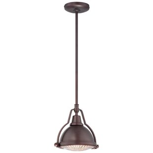 17 Stories Michiel 1-Light Bell Pendant