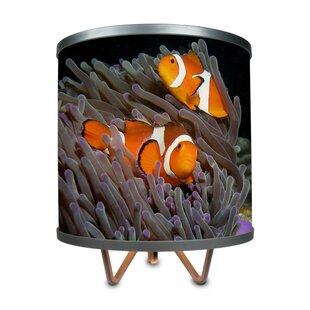 Breakwater Bay Livilla Purple Anemone and..