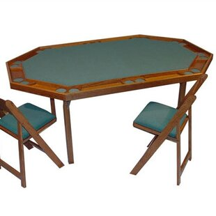 Inexpensive 72 Maple Deluxe Card Table ByKestell Furniture