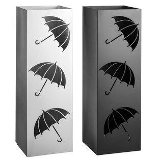 Review Strawser Umbrella Stand (Set Of 2)