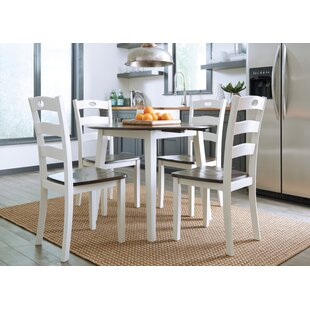 Mccormick 5 Piece Drop Leaf Dining Set