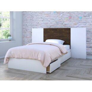 Totten Storage Platform Bed by Mack & Milo
