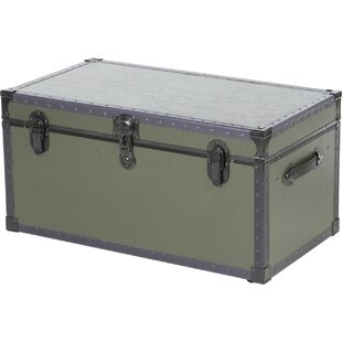 Charlton Home Falrusklin Oversize Trunk