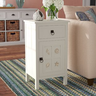 Greendale End Table With Storage by Beachcrest Home