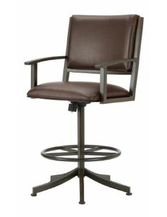Executive 26 Swivel Bar Stool Iron Mountain