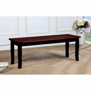 Darby Home Co Adalbert Wood Dining Bench