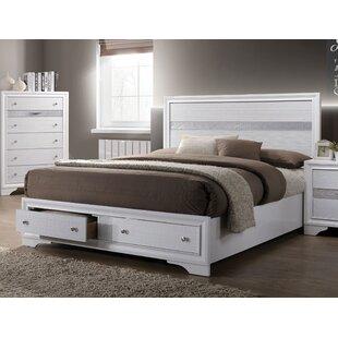Hawkesbury Storage Platform Bed