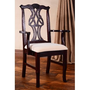 Chippendale Upholstered Dining Chair