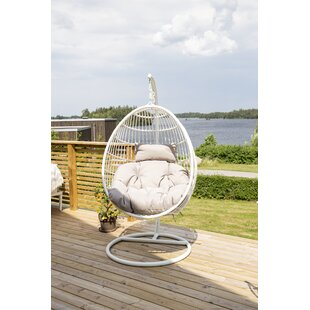 Free Shipping Rey Hanging Chair With Stand