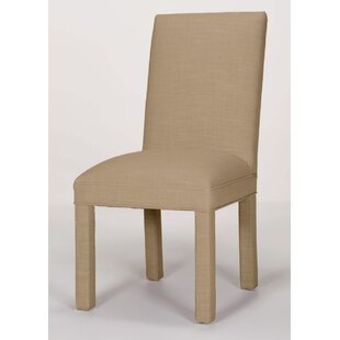 Brook Solid Upholstered Dining Chair