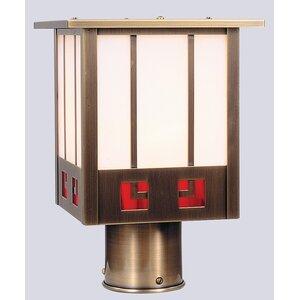 State Street 1-Light Lantern Head