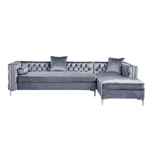 Kaufman Sectional By Everly Quinn