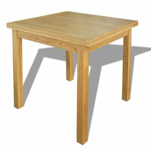 Abbottsmoor Dining Table by Charlton Home Amazing