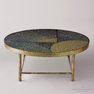 Global Views Julia Buckingham Tide Coffee Table
