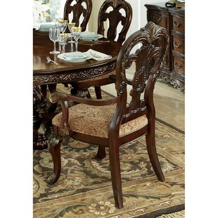 Williams Upholstered Dining Chair (Set Of 2) by Astoria Grand Comparison