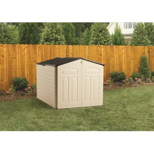 4x10 Storage Shed Wayfair