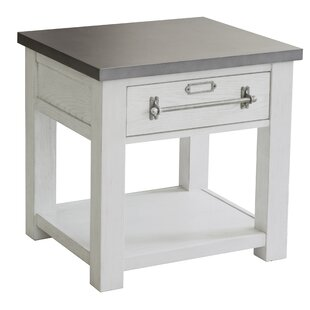 Check Prices Pullen End Table with Storage by Williston Forge